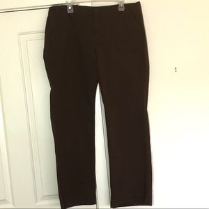 GAP Lightweight Cotton Twill Pants